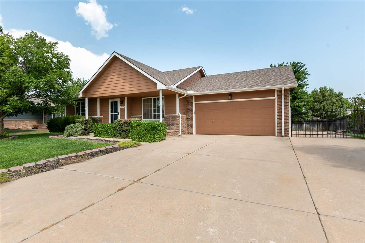 This home features 2 bedrooms and 1 bath on the main level. This home is located in Eisenhower schoo