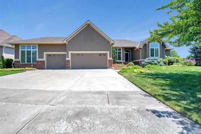 For Sale: 8102 W Meadow Pass, Wichita KS