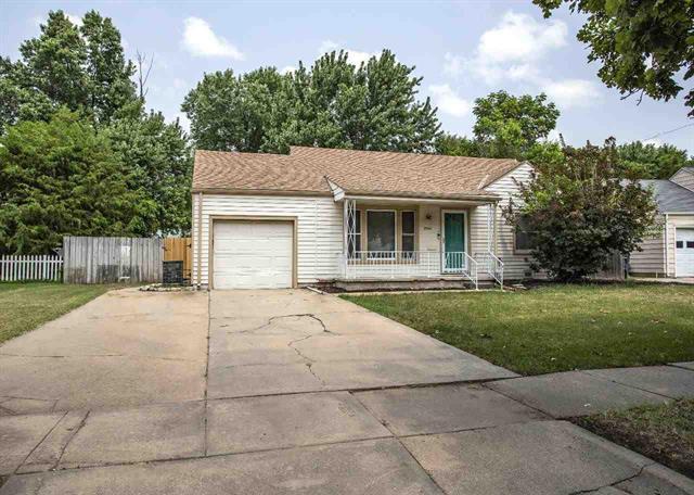 For Sale: 2524 E Sennett St, Wichita KS