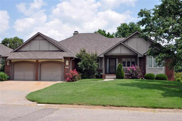 For Sale: 2402 N Ridgeside Cir, Wichita KS