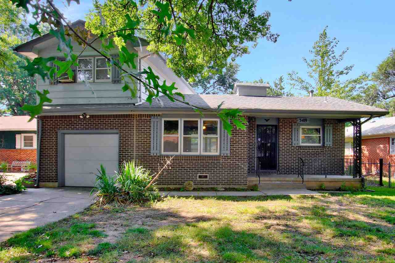 Surprising large 2 bedroom, 2 bath home featuring a split bedroom plan.  Home has lots of space for