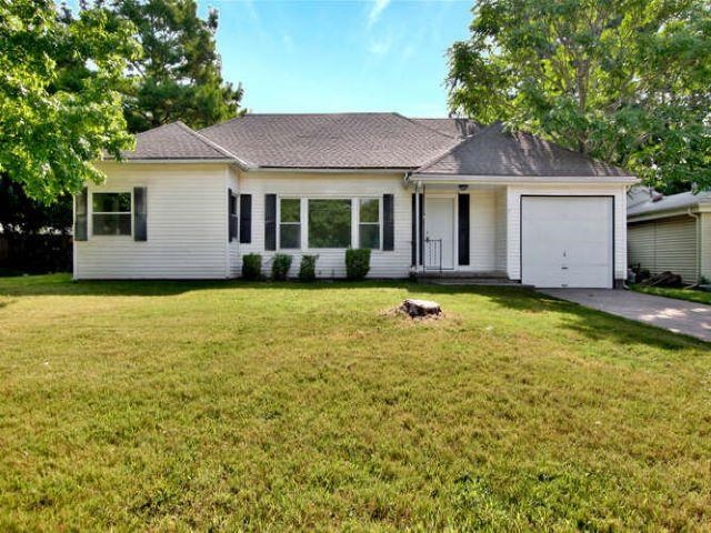 Welcome to this completely renovated home in East Wichita. Every surface of this home was touched, n