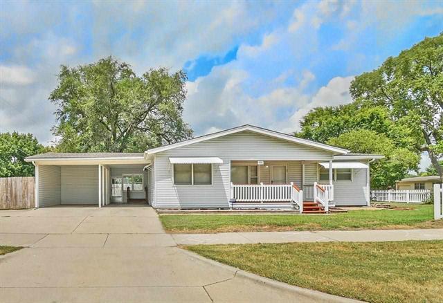 For Sale: 1700 W 47th St S, Wichita KS