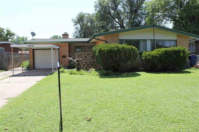 For Sale: 3001 E Kinkaid St, Wichita KS
