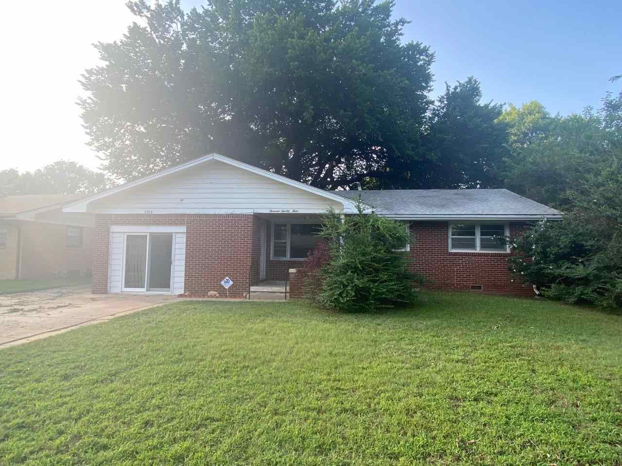 Priced to sell - this full brick ranch needs a little bit of love but is priced accordingly.  Two be