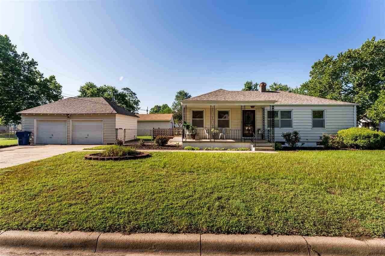 3 bedrooms, 2 baths, 2 car garage with over 1,900 finished square feet. Seller has freshly painted m
