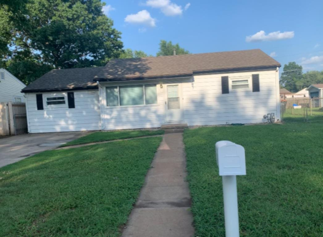 Was previously a rental property. Home features three bedrooms, 1 bath and a total of 1,010 square f