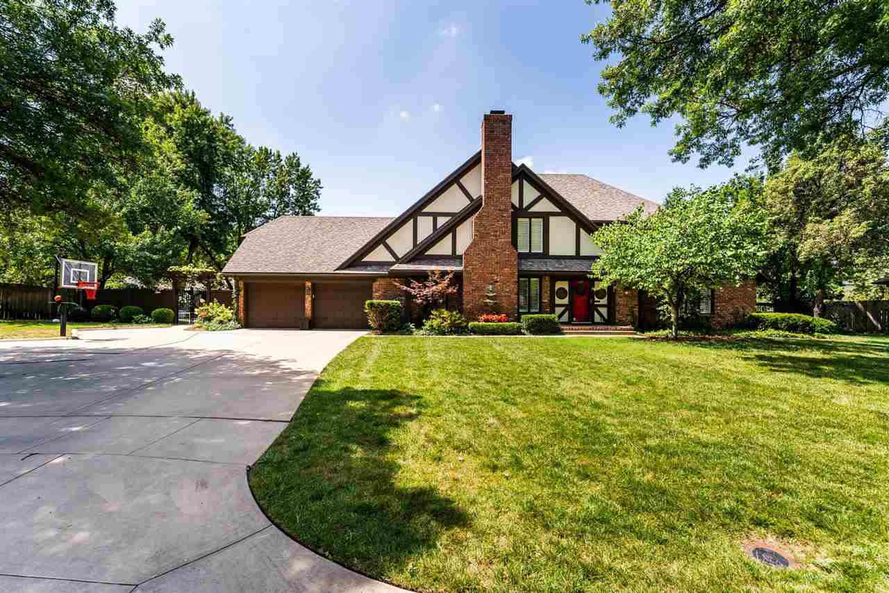 You will love coming home to this warm and inviting two story situated on over a half acre private c
