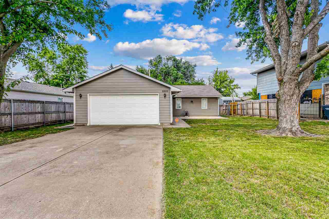 Welcome home to 2820 W Savannah Ave. This beautifully updated 3 bedroom, 2 bathroom home in Southwes