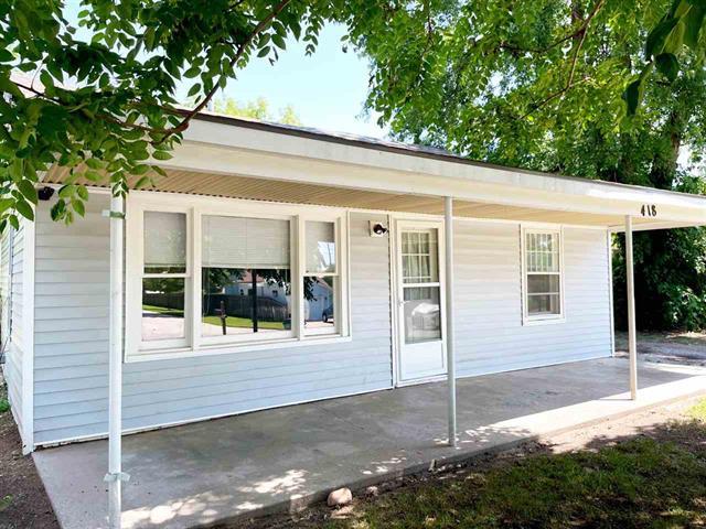 For Sale: 418 N FLORA ST, Wichita KS