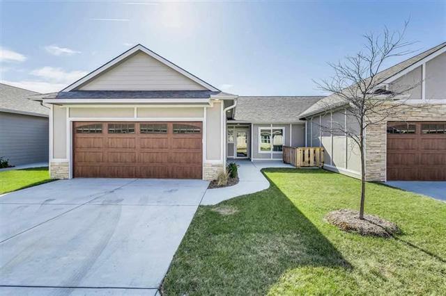 For Sale: 2418 E Madison Villa 1602, Derby KS