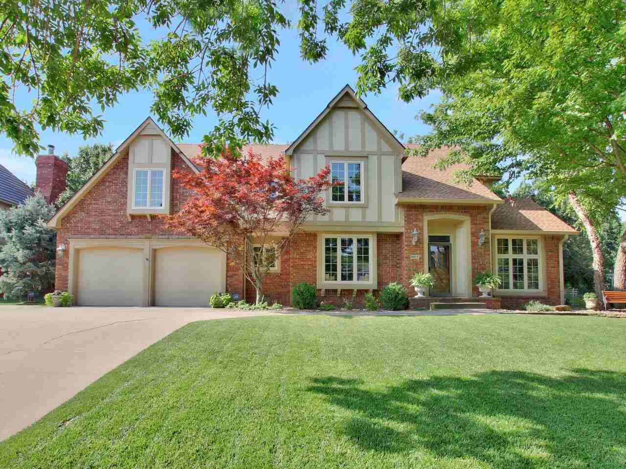 This spacious, well cared for 5 bedroom, 4.5 bath home has nearly 4,000 SF finished and is located o