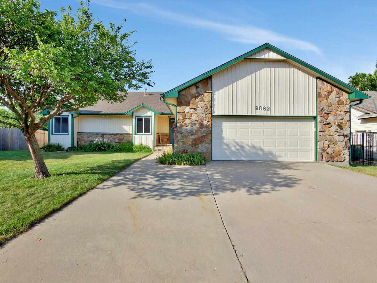AMAZING SPACE for the Price! Don't miss this well-maintained home in this delightful SE Wichita neig
