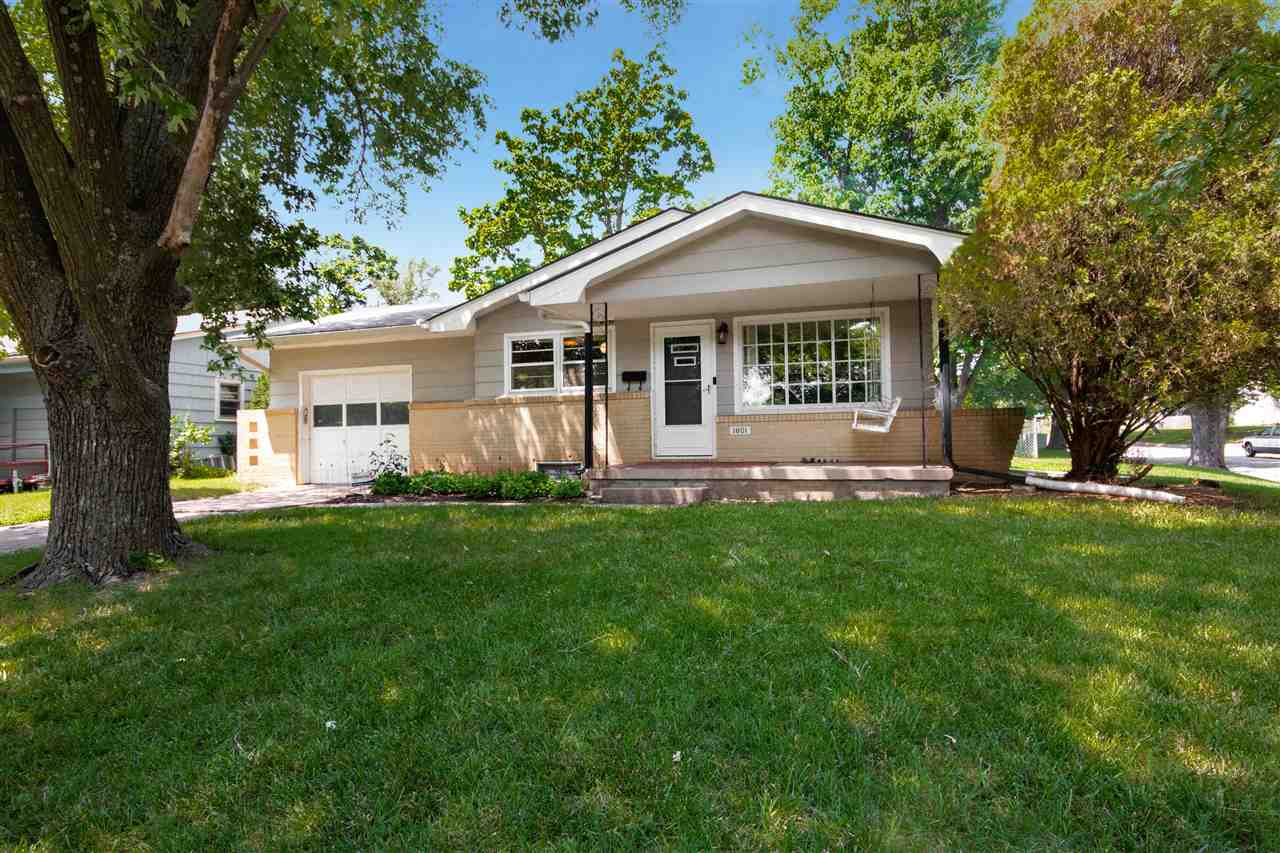 This well maintained 3 bedroom, 2 bathroom ranch is move-in ready and would make a great starter hom