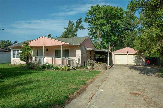 For Sale: 805 N CLARA ST, Wichita KS