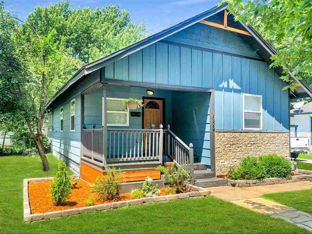 For Sale: 1033 S Greenwood Ave, Wichita KS