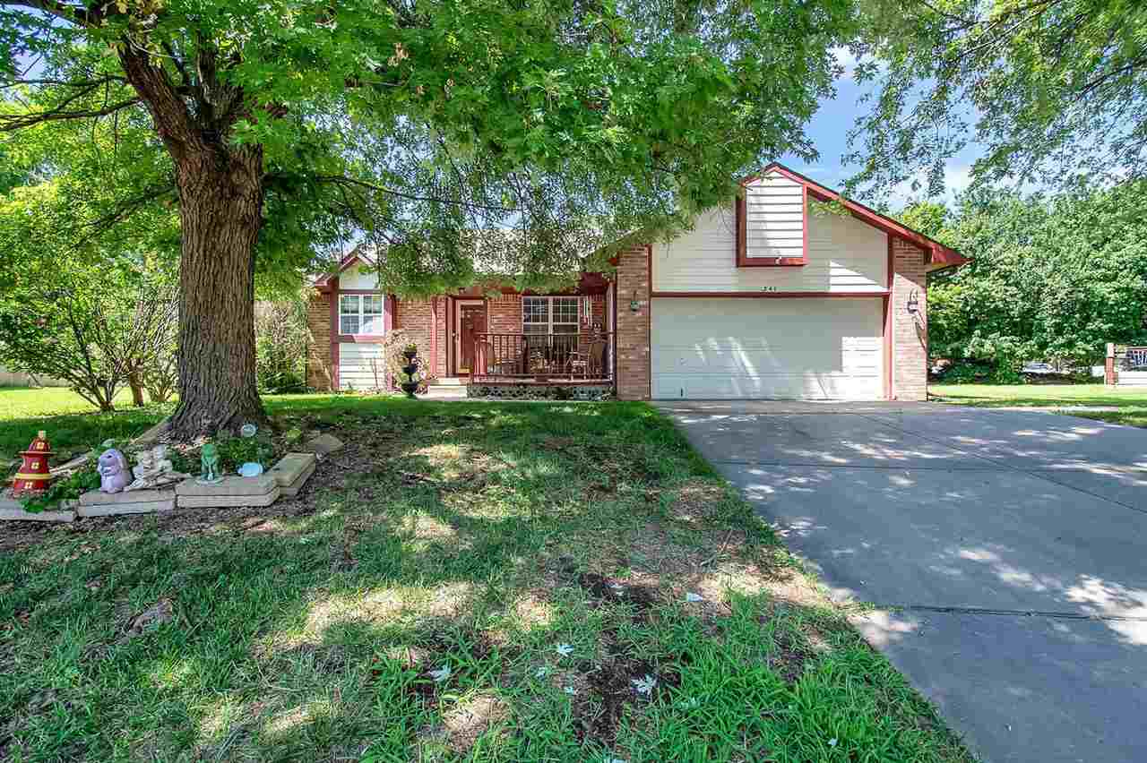 Charming west Wichita home in the Goddard School District. Find beautiful updates throughout this 4