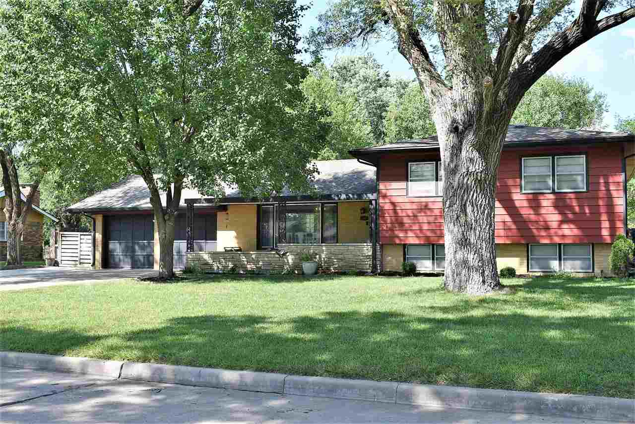 Desirable Westside Neighborhood! You will love the mature trees and spacious lot this home sits on.