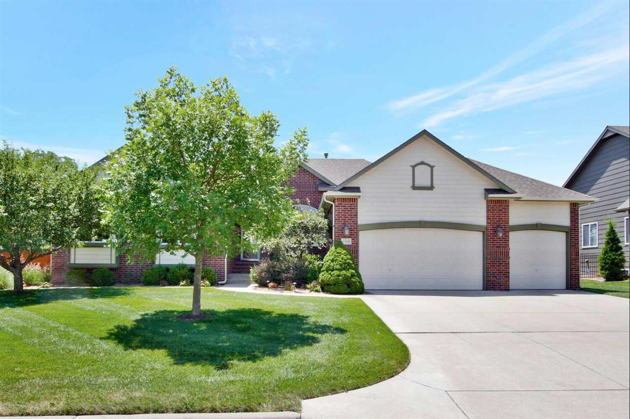 You will be wowed by this immaculately kept move-in-ready 5 bedroom, 3 bath home with NO SPECIALS! T