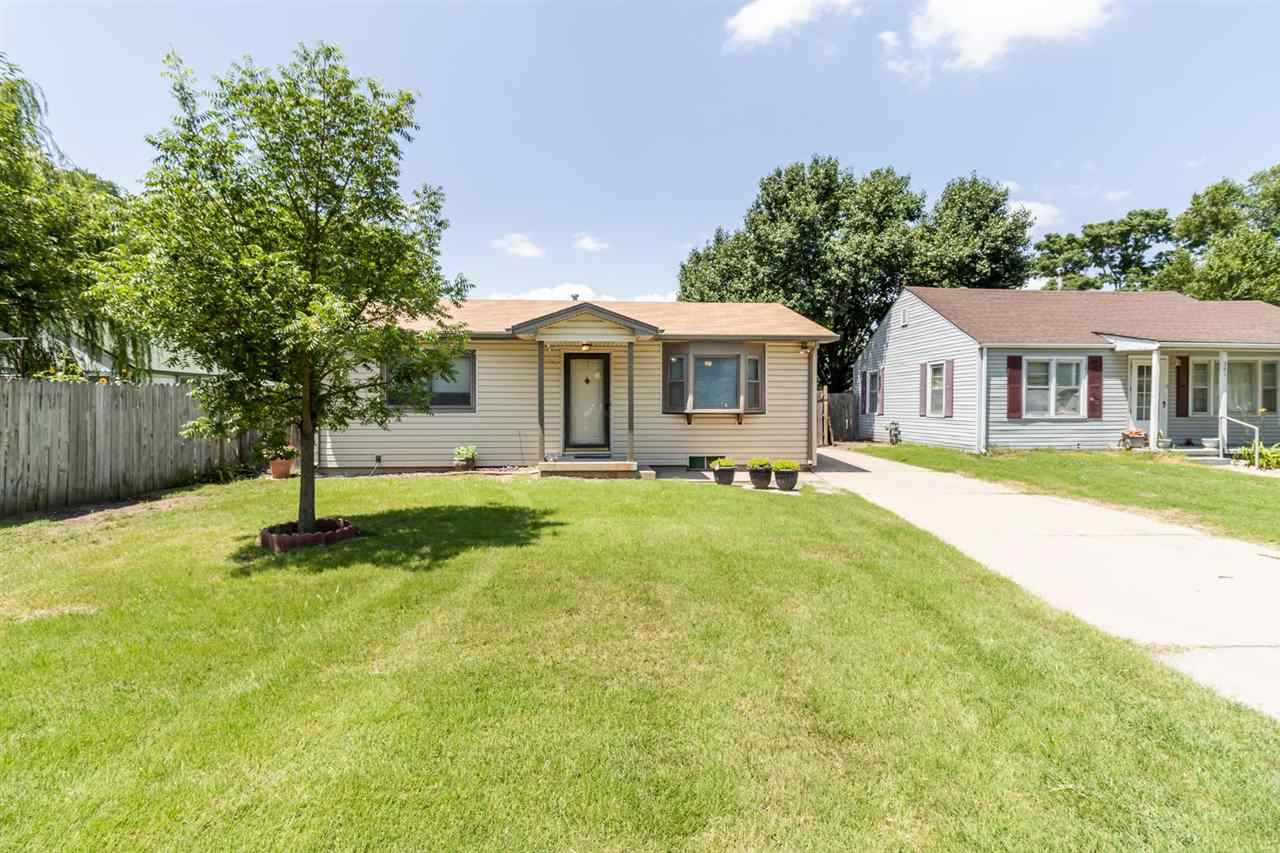 Welcome to this home sweet home. This adorable abode is turn key and ready to move into! Featuring b