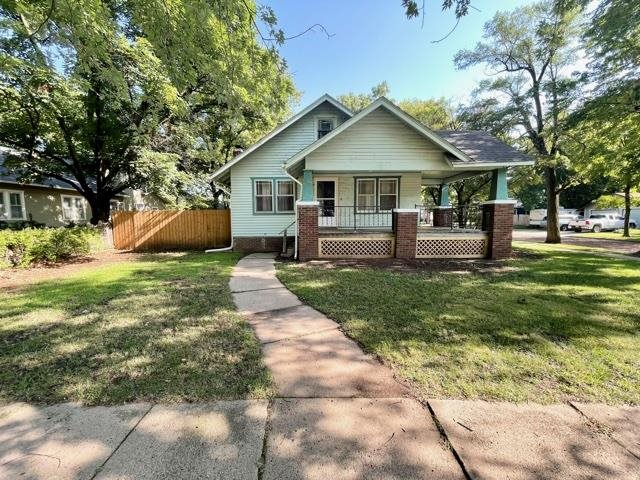 For Sale: 724 E 7th St, Newton KS
