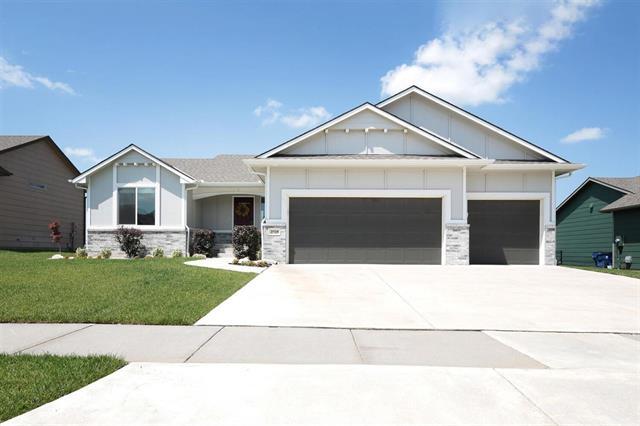 For Sale: 2725 N Bluestone Cir, Andover KS