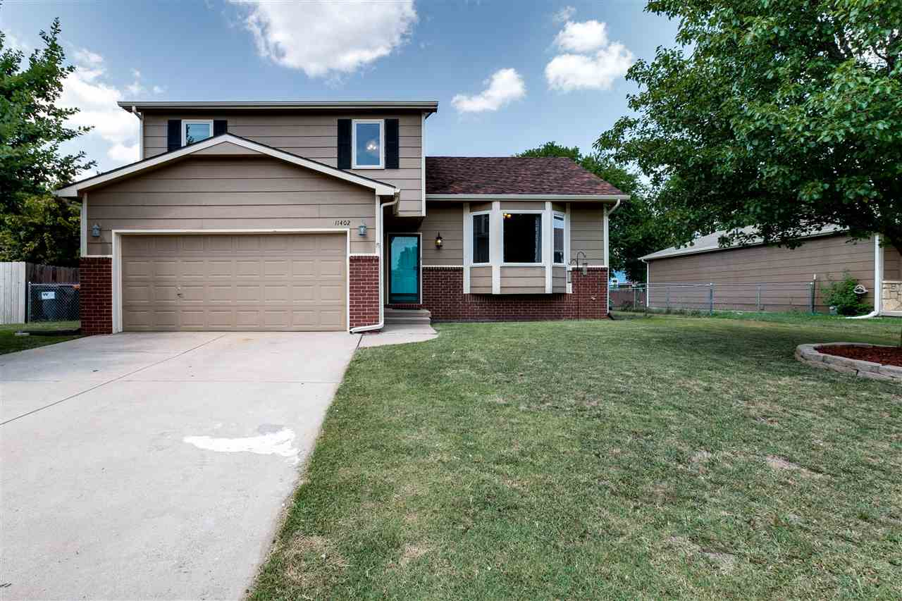 If you have been looking for a house in West Wichita, in the Goddard School District, and with no sp