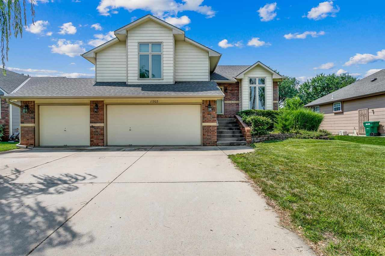 Gorgeous Move-In Ready Home At The Prestige Preston Trails!!!! This quad-level home features 4 bedro