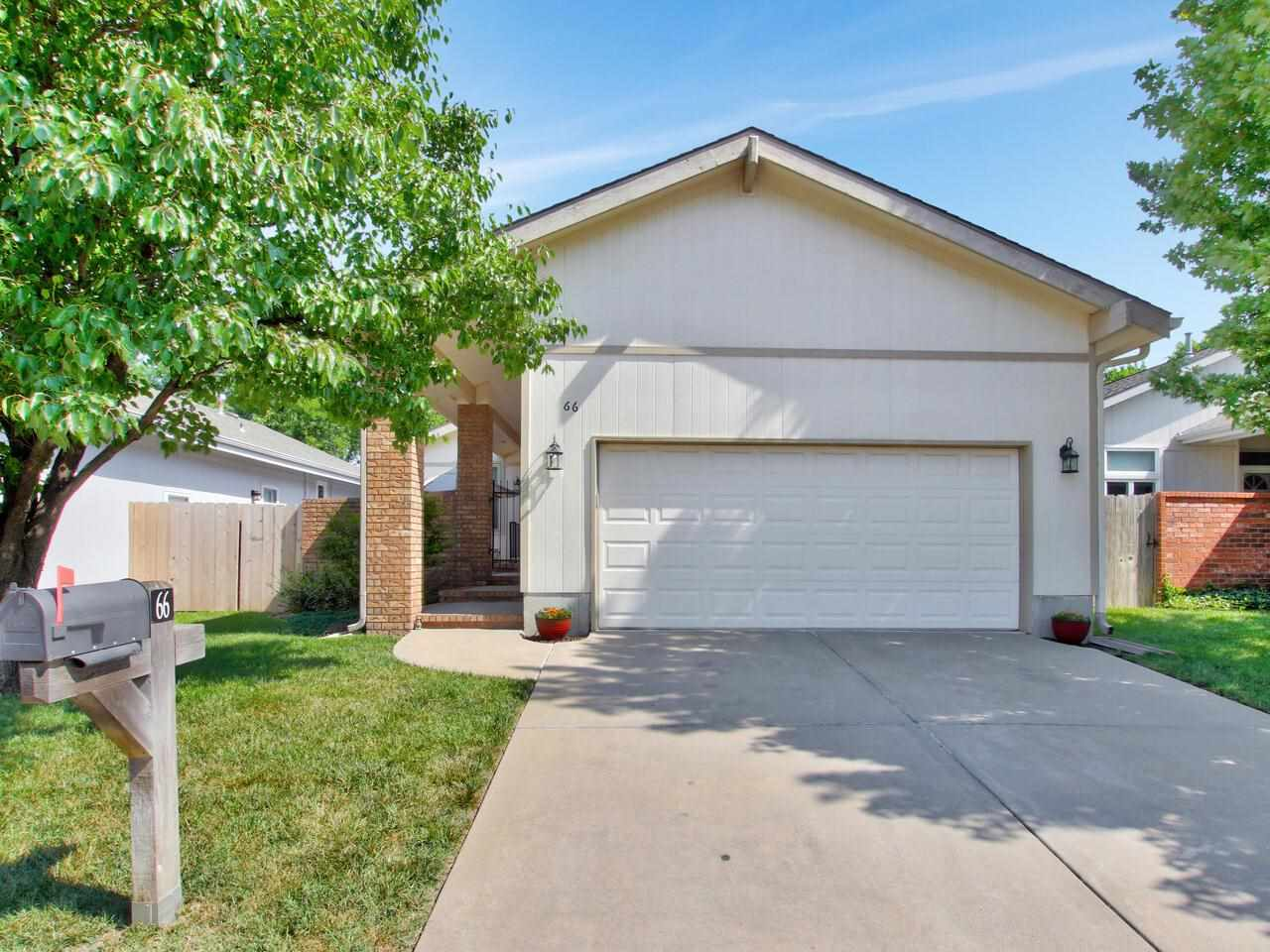 Welcome to this immaculate patio home in the highly sought-after Raintree Village! These homes are t