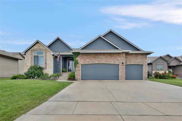 For Sale: 2634 N Bluestone Ct, Andover KS