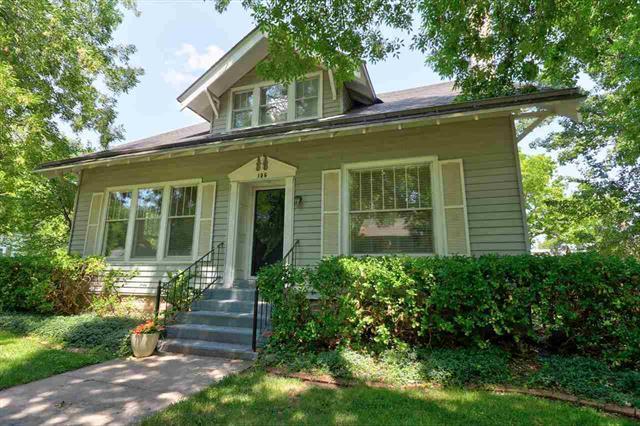 For Sale: 106 W Galle St, Moundridge KS