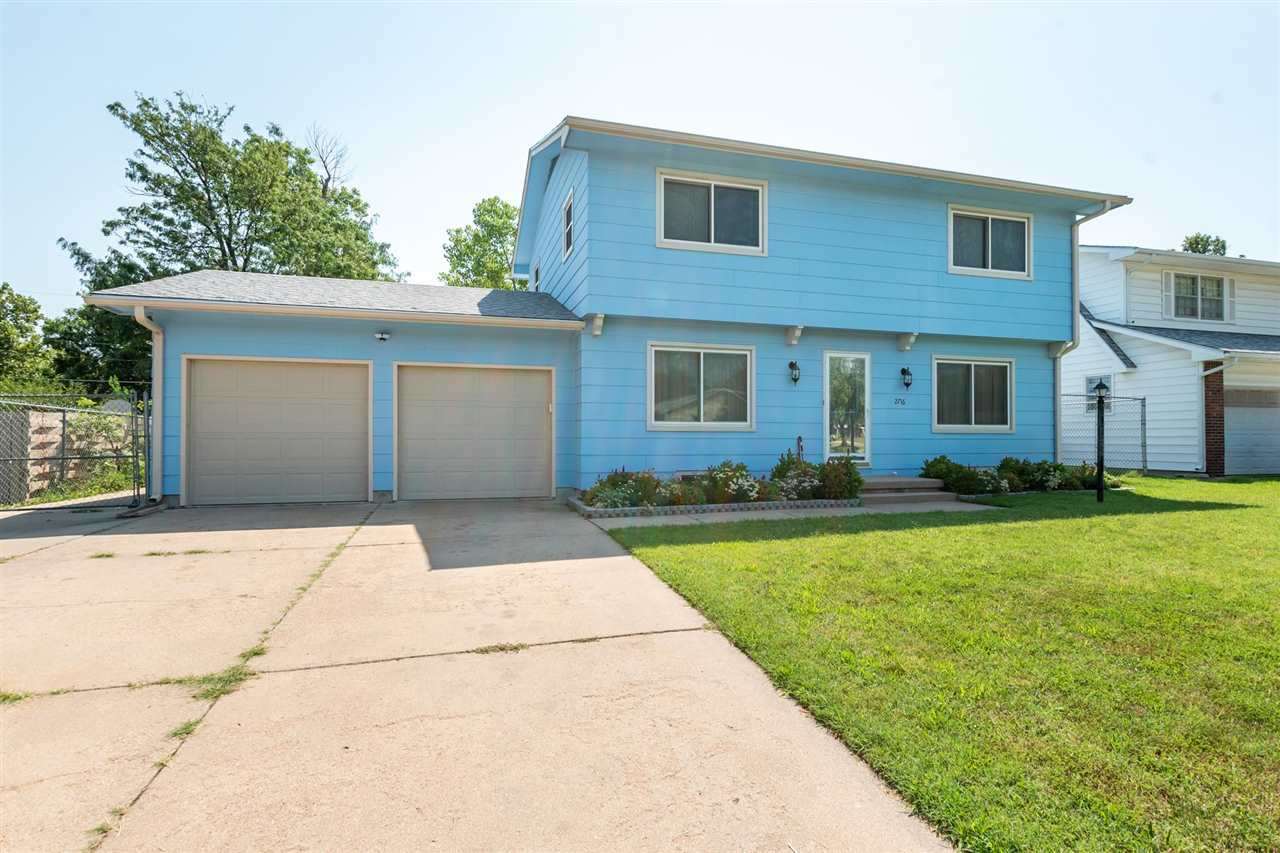 So much NEW in this home with its prime location close to WSU and also its incredibly well kept. Man