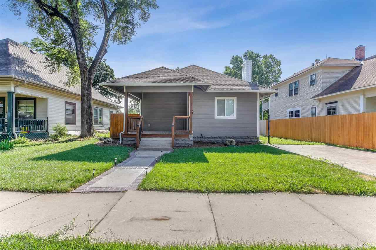 Welcome home to 1734 S Wichita St minutes from downtown! This home is sure to wow with incredible fu