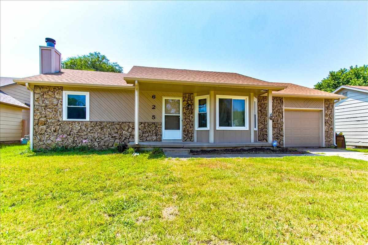 Cute starter home with 2 bedrooms, 2 baths, Basement features a Finished family room with a  woodbur