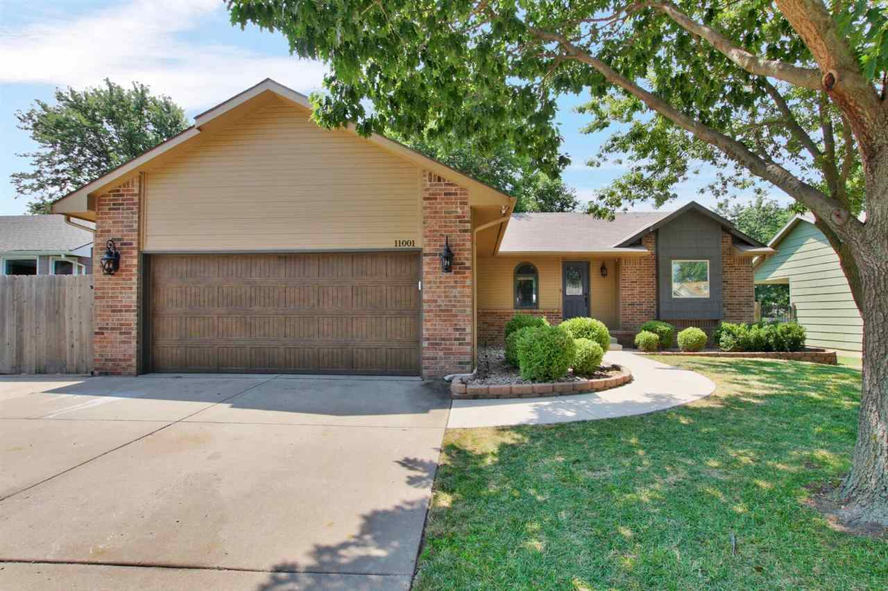 Welcome Home!!  This 4 bedroom, 3 bath COMPLETELY REMODELED home in the heart of desirable Maize sch