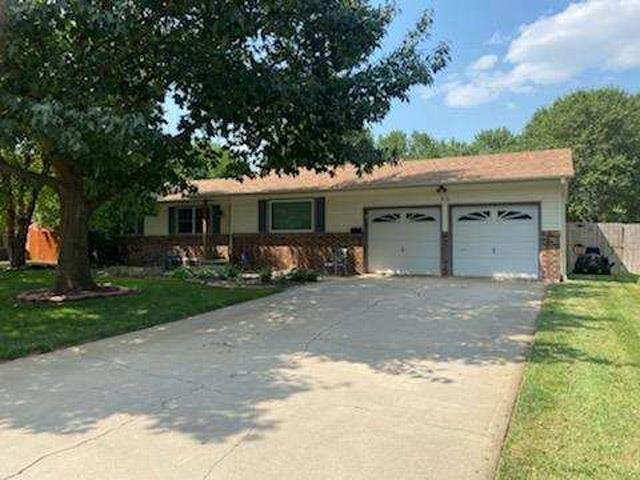 For Sale: 913 E Hulse St, McPherson KS