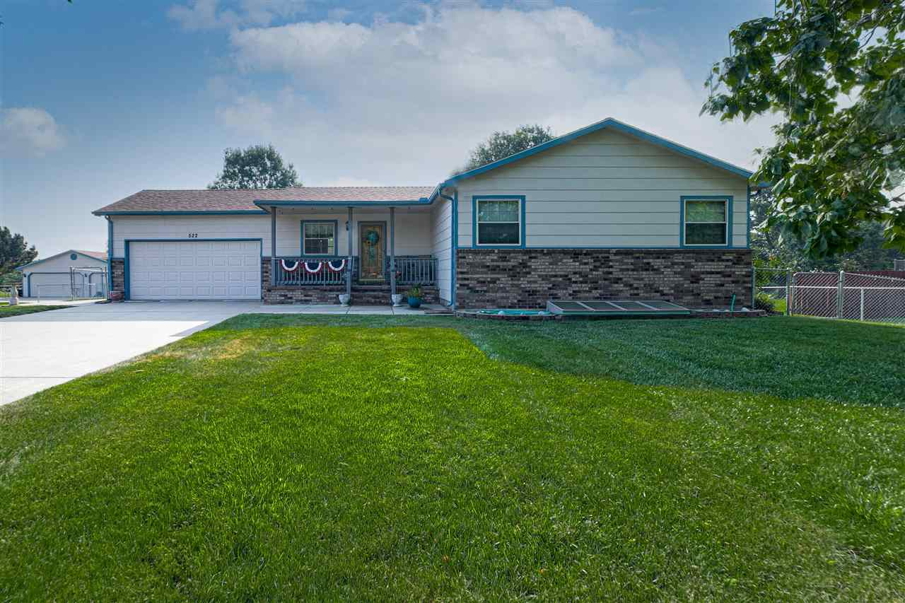 Do you love the convivence and attractions of east Wichita but want someplace a little more quiet to