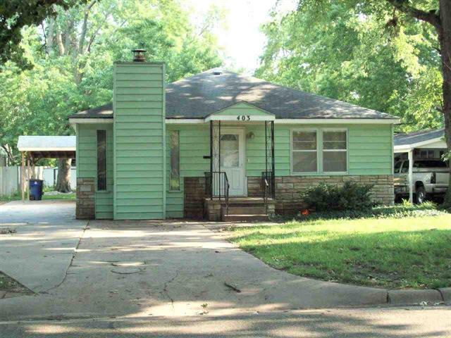 For Sale: 403 W 10TH ST, Newton KS