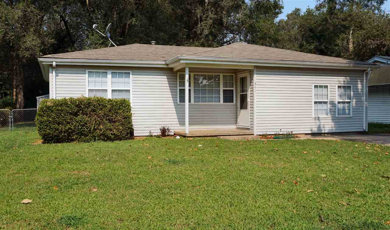 Location, location, location! If you are looking for a nice home in an established neighborhood…look