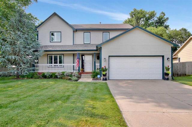 For Sale: 7205 W Barrington St, Wichita KS