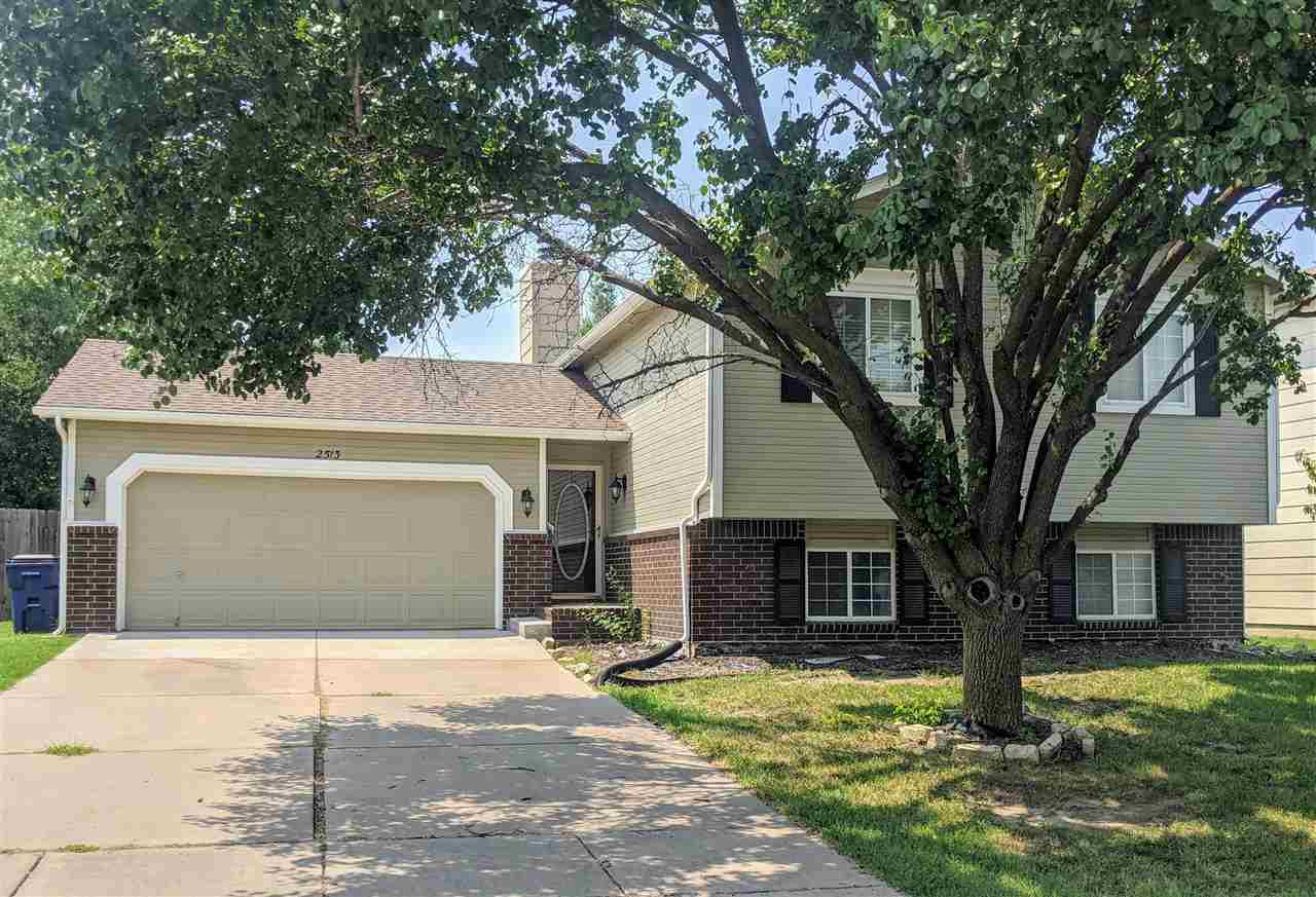 Check out this well-maintained 3BR 2BA 2Car, bi-level home in Northeast Wichita! Updated kitchen, ba