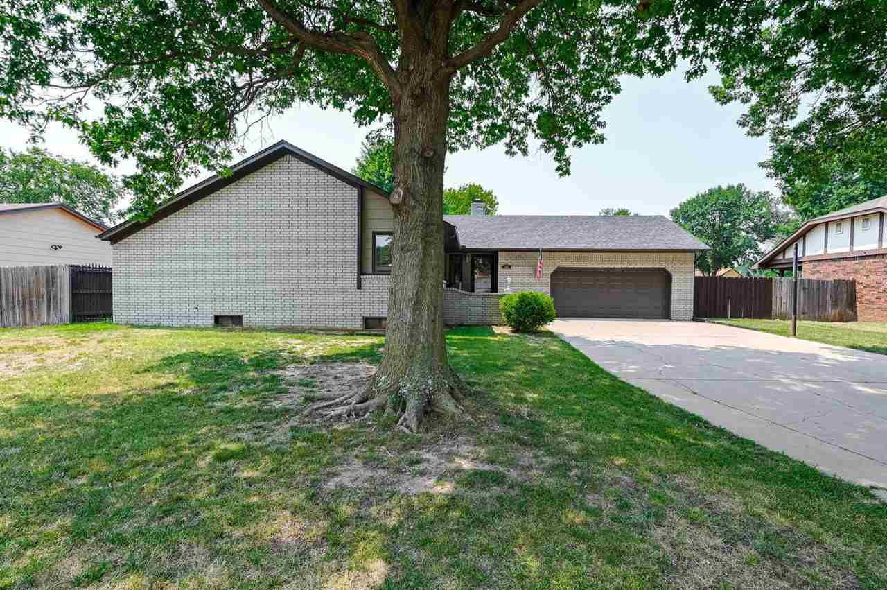 3 bedroom 3 bath 2 car garage in the Maize South School System. No HOA. New Roof (9 months old) Love