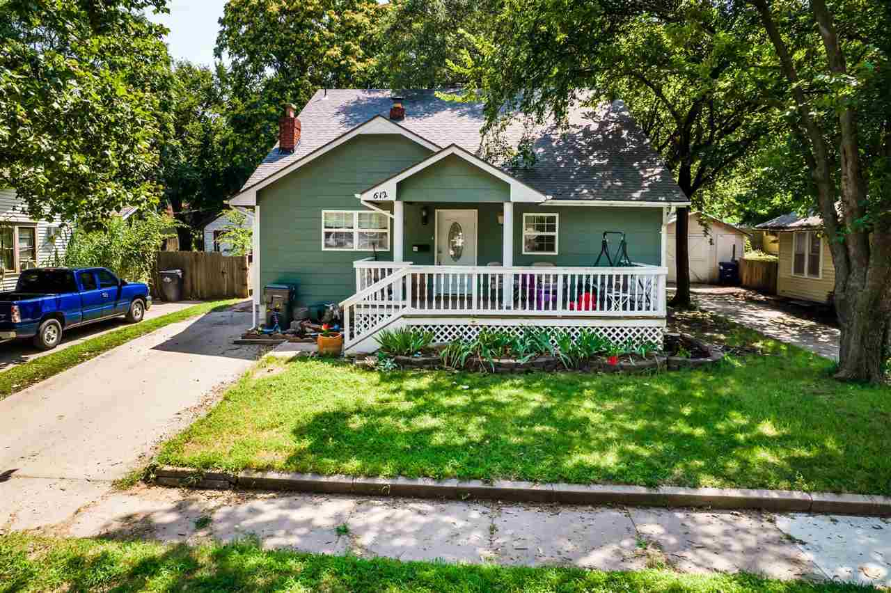 Welcome to your future home! This lovely home is located close to Kellogg and I-135 for easy access