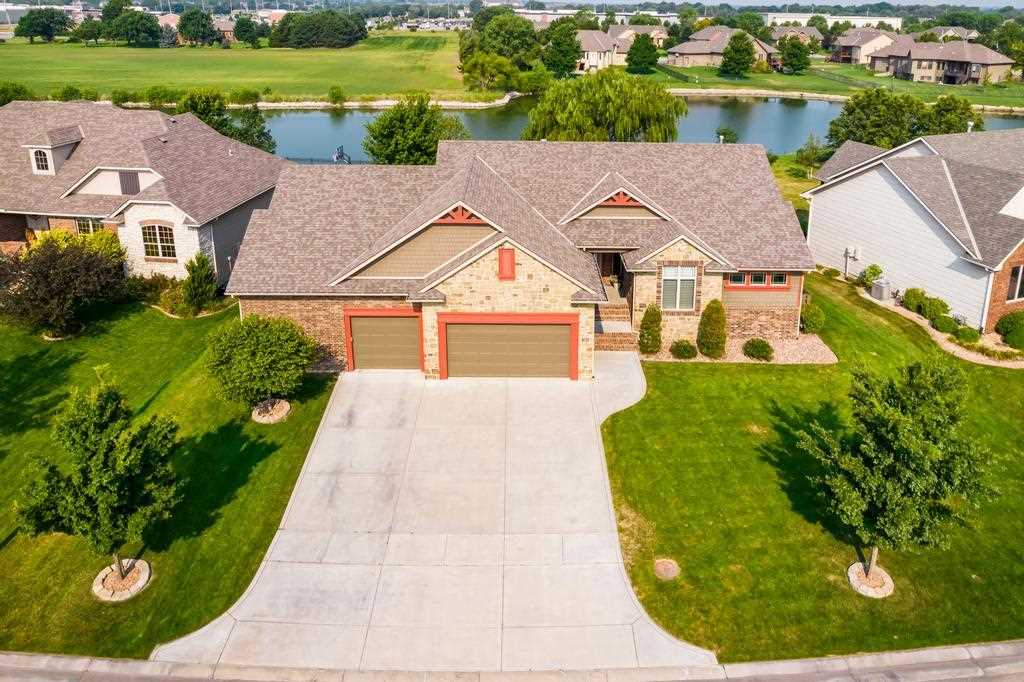 This outstanding custom built home is now available in the highly desired neighborhood of Fox Ridge.