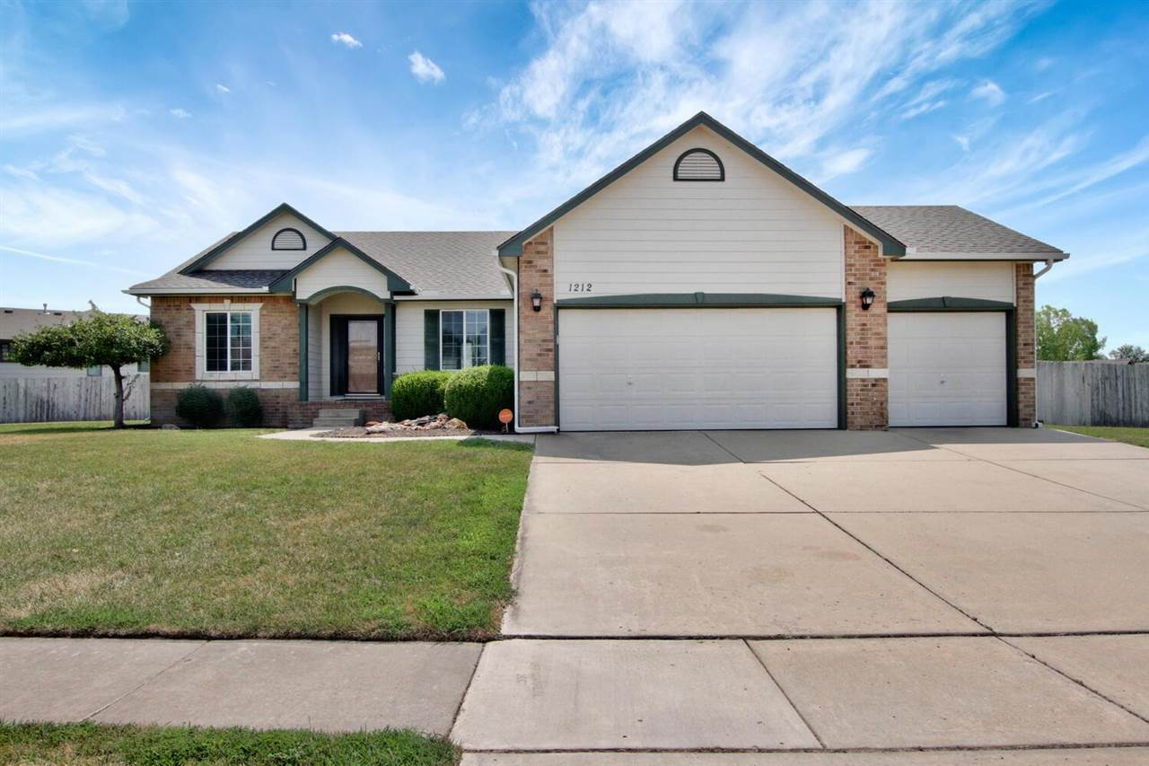 Lovely ranch on almost a 1/2 acre lot * New interior paint and main floor carpeting * New roof in Ju