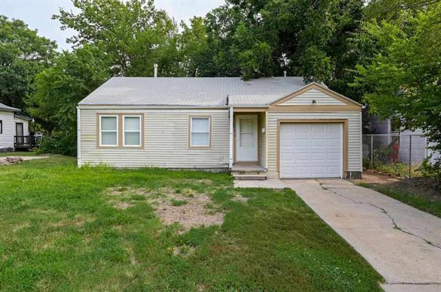 For Sale: 1610 E 15TH ST N, Wichita KS