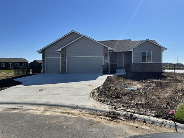 For Sale: 714 W Country Lakes Place, Haysville KS