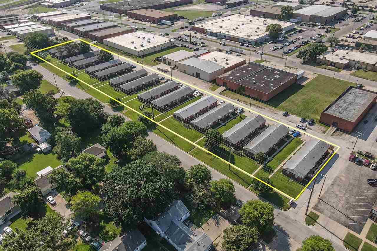 1801-2031 E Wassall St, Wichita, KS, 67216