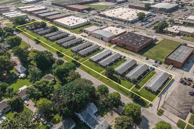 For Sale: 1801-2031 E Wassall St, Wichita KS