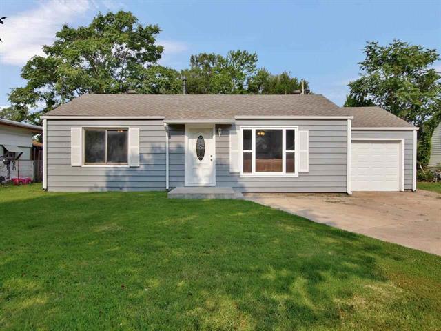 For Sale: 4527 S Handley Ave, Wichita KS